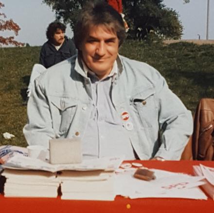 Werner Strohmeier SPD